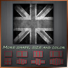 ' Union Jack ' Black and White Flag Art Canvas More Color & Style & Size