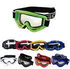 MOTO X1 MOTOCROSS GOGGLES MOTORCYCLE OFF ROAD ATV SKI BMX ENDURO