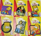 The Simpsons Iron On Motif Choice Of 6 Designs