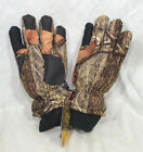 Huntworth Thinsulate Lined Hunting Gloves Oaktree Pattern Medium or Large