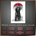' Heroes Umbrella Kiss ' Tv Isaac Painting Art Contemporary Canvas Box More Size