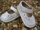 Girls Squeaky Shoe White Christmas Party Shoes Flower Girl Patent Special Formal
