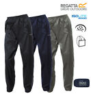 Regatta Breathable Waterproof PACK IT Walking Fishing Over Trousers Lightweight