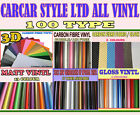 【CARCAR STYLE LTD 】ALL COLOUR / ALL TYPE【SAMPLE】 Wrap Color Changing Car Sticker