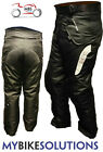 ProSpeed 100% Waterproof Heavy duty Cordura Motorcycle Scooter Motorbike Trouser