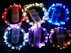 20 LED Battery SW 2m Submersible Fairy Lights in choice of 9 COLOURS!! Weddings+
