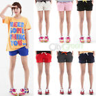 Woman's Short Pants Sports Homewear Casual Short Shots 9  Colors High Quality