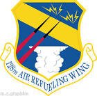 USAF 128th AIR REFUELING WING STICKER