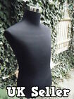 TAILOR'S DRESS MAKERS MALE MANNEQUIN DUMMY FULL TORSO CLOTHES DISPLAY - DENTED