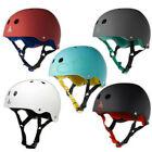New Triple 8 Brainsaver Rubber Skateboard Helmet XS S M L XL