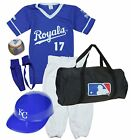 Franklin MLB Baseball Youth Uniform Set Ages 7-10 Kids