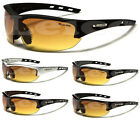 X-Loop HD Vision High Definition Men Cycling Sport Sunglasses Enhanced Contrast