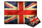Laptop Skin Sticker Union Jack Flag style Self Adhesive vinyl Various Size