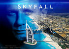 New Movie Poster Print: Skyfall James Bond A3 / A4 £3.39 GBP
