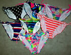 Op Ocean Pacific Side Tie Bikini Swim Suit Bottom Womens Jr XL (15/17) NWT