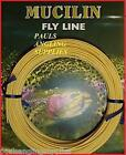 Fly Fishing Line Mucilin CA110 Tan - Beige  Floating Weight Forward - All Sizes