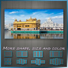 ' Golden Temple In Amritsar Punjab India ' Cityscape Canvas Print Wall Deco