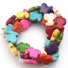 New Assorted Colorful Bear/Buddha/Heart Shape Loose Gemstone Turquoise Beads
