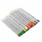 New Marco 48 Color Art Drawing Oil Base Non-toxic Pencils Set For Artist Sketch
