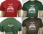 JAGUAR MK10 T-SHIRT  Classic Mark X 420G Saloon from 1961-72 - 3 colours 5 sizes