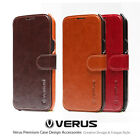 Galaxy Note II 2 Dandy DIARY CASE Synthetic Leather Wallet Case + SCREEN FILM