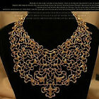 New Fashion 2 Colors Fake Collar Hallow Lady Womens Necklace
