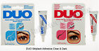 Clear &Dark DUO Eyelash Adhesive World's Largest Seller Waterproof Glue 7g .25oz