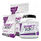 Trec Nutrition - 100% WHEY / Whey 100 - Highest Quality Whey Protein Concentrate