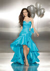 TURQUOISE PROM Dress BALL/WEDDING GOWN Size 6,8,10,12,14,16 Bridesmaid evening