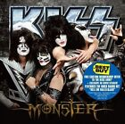 Monster [Best Buy Exclusive] by Kiss (CD,Oct-2012, Universal) NEW;Free,Fast Ship