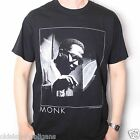 THELONIOUS MONK T SHIRT - YOUNG MONK JAZZ T SHIRT 100% OFFICIAL US IMPORT