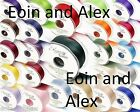3 6 10 15 25 38 50mm wide DOUBLE FACED SIDED SATIN TYING RIBBON Elganza FULLROLL