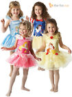 Disney Princess Ballerina Tutu Girls Fancy Dress Costume Toddler Baby Outfit