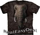 Child ELEPHANT The Mountain T Shirt Animal All Sizes From 4 -14 Years  15-3260