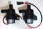 12V Brushless Electric Car Water Pump single speed or a 12V Variable Speed Pump