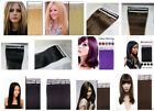 "16""-26"" New hot 3M Skin Remy Human Tape-in Hair Extensions 20pcs More Colors"