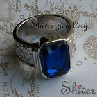 HOBBIT/LORD OF THE RINGS THEMED GIMLI RING ONE RING OF SEVEN RINGS/DWARF LORDS