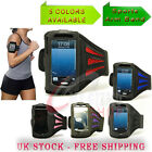 ARMBAND SPORTS RUNNING CYCLING JOGGING GYM ARM CASE FOR IPHONE IPOD TOUCH 5S 5C