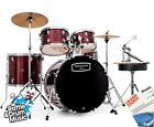 "Mapex Tornado 2 Drum Kit with Cymbals - 20""BD Fusion"