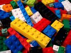 Lego 100 Bulk ALL BRICKS BLOCKS LOT Mixed Sizes Basic Building Pieces Mix#1 of 2