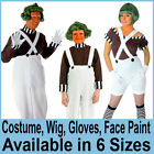 Factory Worker Fancy Dress Costume Adult Child Book Week Outfit New Stag Party