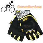 New Mechanix Wear M-Pact Shooting Bike Sport Mechanics Work Gloves Yellow