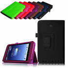 For ASUS MeMO Pad HD ME173X 7-inch Android Tablet Folio Leather Stand Case Cover