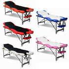 Luxury Portable Folding Massage Table Lightweight Beauty Salon Therapy Couch Bed