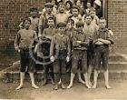 1909 AUGUSTA GEORGIA MILL DOFFER BOYS CHILD LABOR PHOTO Largest Sizes