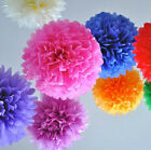 Tissue Paper Pompoms Home Decor Party Wedding Flower Balls Room Decoration