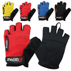 PJ Men's Outdoor Sports Cycling Bike Bicycle Half Finger Gloves 3 Size S~L