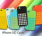 New Slim Fit Design Soft Feel Silicone Case Cover For iPhone 5C Multi-Colors
