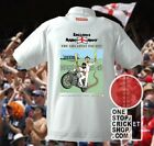 England Barmy Army Ashes 2009 series Cricket Polo (BAAP0902) BNWT Vs Australia