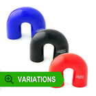 ASH 180 Degree Silicone/Silicon Hose Elbow Bend - Rubber/Coolant/Radiator/Pipe